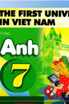 Tiếng Anh Lớp 7- UNIT 6 THE FIRST UNIVERSITY IN VIETNAM
