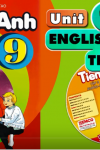 TIẾNG ANH 9  UNIT 9   ENGLISH IN THE WORLD   SGK 2018